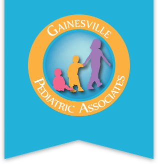 Gainesville Pediatrics Associates Retina Logo